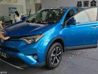 7月28日上市 丰田新款RAV4颜值有提升