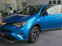 一汽丰田新款RAV4谍照 有望7月28日上市