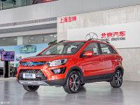 进军电动SUV市场 实拍北汽新能源EX200