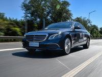 豪华与科技的新篇章 试驾北京奔驰E300L
