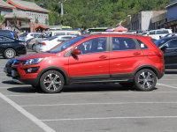 开着电动汽车去郊游 北汽EX200续航测试