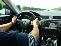 高速驾驶&乘坐体验 斯柯达速派长测三