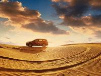 别样的大漠风情  新福特翼虎无尽之旅