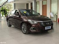 传祺GA6 PHEV广州车展首发 油耗仅1.5L