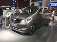 长安睿行S50广州车展上市 售5.89万起