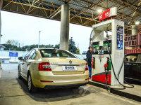 只要0.4元/km  斯柯达明锐1.4T油耗测试