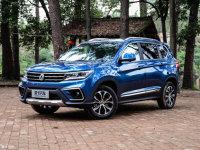 售价9万到40万 新上市重点全新/换代SUV