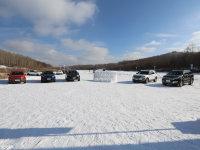 在林海雪原撒个野 冰雪试驾福特全系SUV