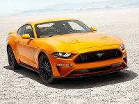 大功率V8 福特公布新款Mustang GT动力