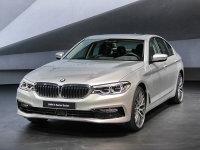 强势回击  北美车展新一代BMW5系静评