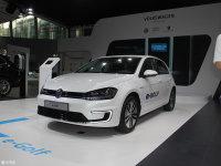 大众e-Golf明年国产 续航里程300公里