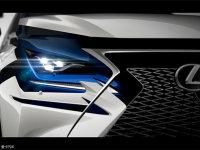 雷克萨斯上海车展阵容公布 两款车首发