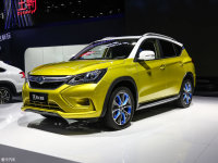 比亚迪强化新能源SUV 宋EV将公布预售价
