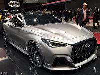 日内瓦车展:英菲尼迪Q60新概念车首发