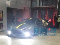 上海车展探馆:阿斯顿・马丁Rapide AMR