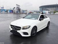 2017上海车展探馆:全新奔驰E级Coupe
