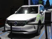 2017上海车展:汉腾X5 EV正式首发亮相