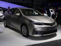 丰田新款卡罗拉上市 售10.78-17.58万元