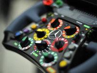 F1方向盘上那么多按钮 全都用得到吗?