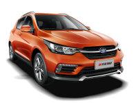新款骏派D60将5月26日上市 定位小型SUV