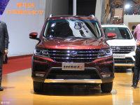 紧凑7座SUV 斯威X3将于5月15日开启预售