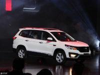 比速全新7座SUV比速T5上市 售7.29万起