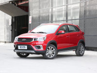 瑞虎3x新增舒适版车型 售5.59-6.29万元