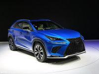 雷克萨斯新NX成都车展上市 31.8万起售