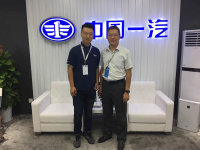 中国一汽胡朝晖:南方地区品牌战略前移