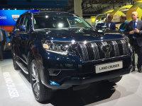 新普拉多10月中下旬上市 取消2.7L车型