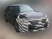 一汽丰田新款皇冠谍照 将12月正式上市