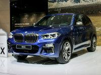 2017法兰克福车展 宝马全新X3 M40i静评