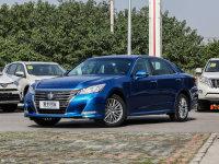 一汽丰田新皇冠12月上市 取消2.5L车型
