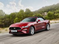 福特新款Mustang敞篷版官图 造型小改