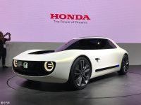 2017东京车展:本田Sports EV Concept