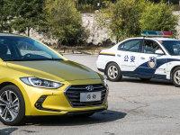 探索警员的养成 北京现代安全驾控特训