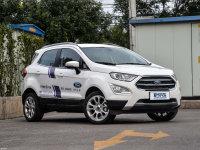 小型SUV新对垒 福特翼搏还是本田XR-V?