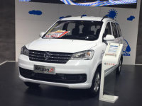 东风风光330S正式上市 售价为4.59万元