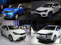 大势所趋  广州车展纯电动小型SUV对比
