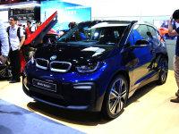 2017广州车展 新BMW 纯电动i3静态评测