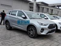 广州车展探馆:新款哈弗H6 Coupe抢先看