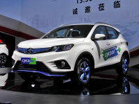 2017广州车展 东南DX3 EV纯电动静评