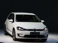2017广州车展:大众新款e-Golf正式亮相