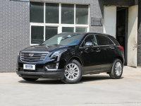 凯迪拉克XT5轻混新车型上市 售37.99万