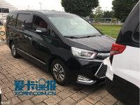 2017广州车展探馆:江淮瑞风M6抢先预览