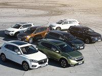 7款紧凑型SUV对比 我们新潮却不乏历史