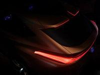 雷克萨斯全新概念车预告图 明年1月首发
