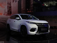 SUV是主力军 比亚迪/奇瑞/江淮2018规划