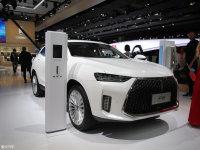 WEY P8将明年北京车展上市 续航超600km