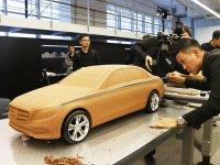 交融与碰撞 奔驰中国高级设计中心揭秘